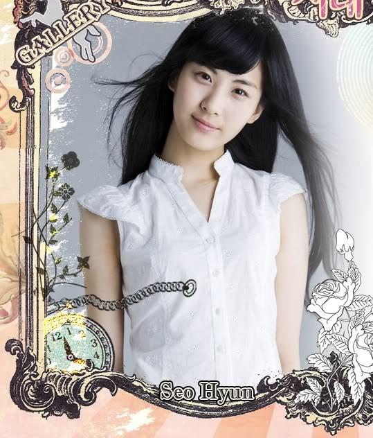 Seo Hyun - maknae Jj