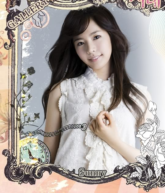 Lee Sunny - Lee Sunkyu - Aegyo Queen.... Ss-1