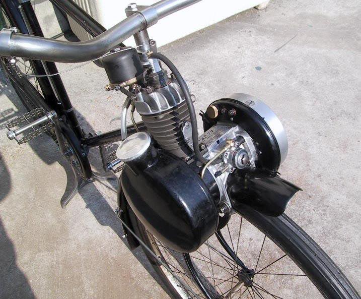 A mais antiga Solex do Mundo Prototipen26