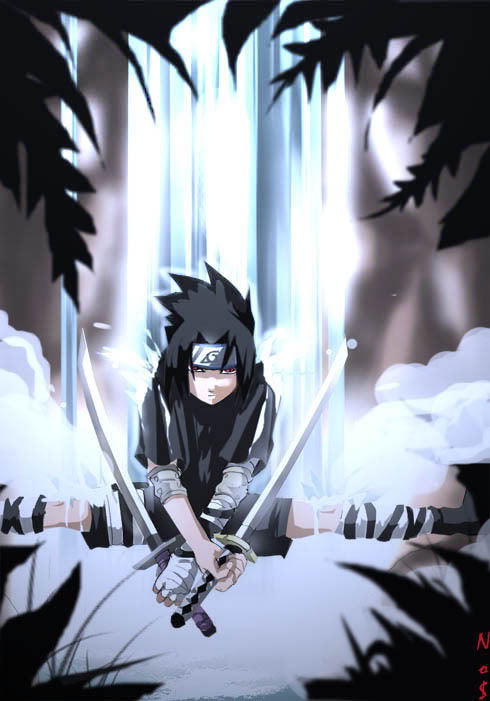 Sasuke - all girls want him Doubleswordmagic