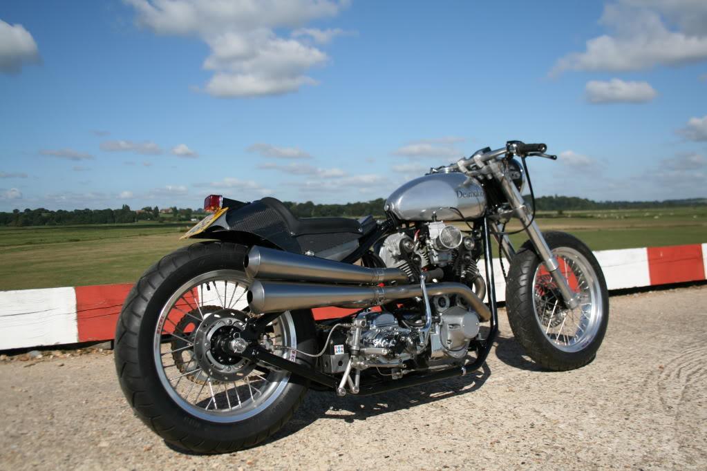 Desmo-Harley - Chris Barber. IMG_6115