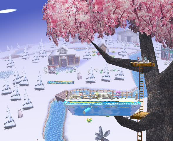 Winter Cherry Blossom - SV Texture ~Tulat BigWinterCherryBlossom