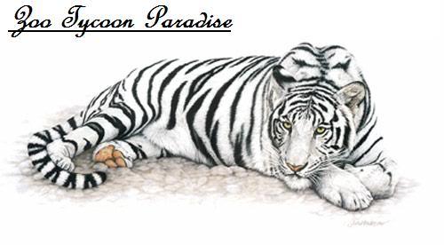 Zoo Tycoon Paradise
