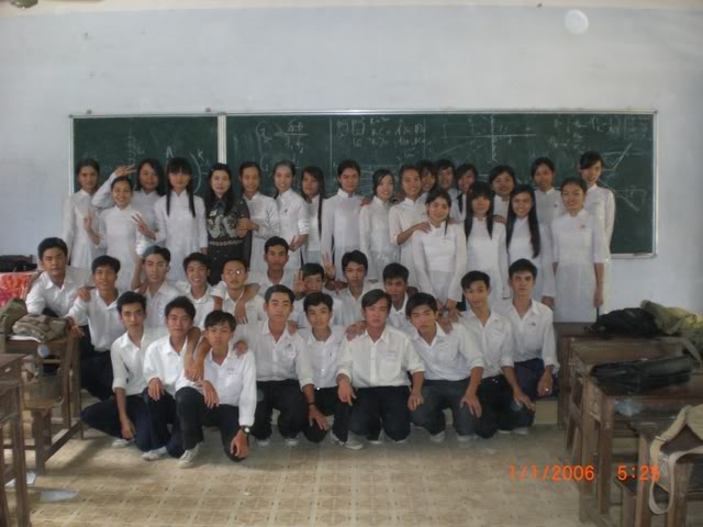 Mãi Mãi Lớp A15 2007-2008