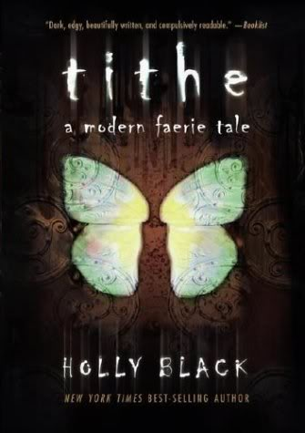 A book in the Modern Tale of Faerie series-Holly Black 41KHBXHDXHL