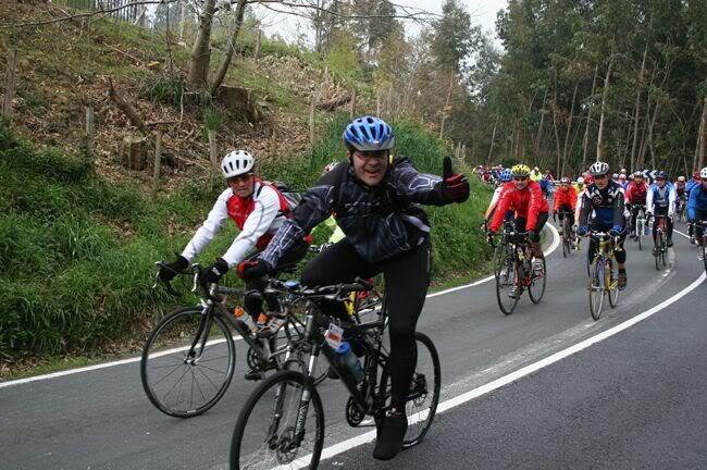 Marcha internacional cicloturista Bilbao Bilbao Bicicletabilbaobilabo