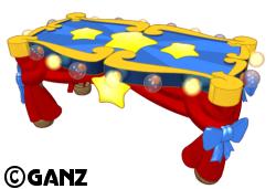 Circus Theme Items Circus-dining-table