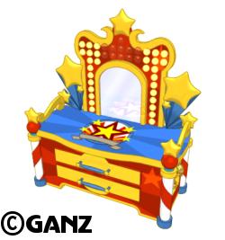 Circus Theme Items Circus-dresser