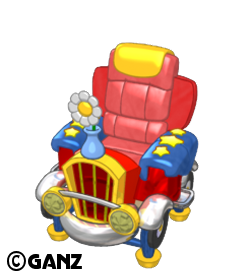 Circus Theme Items Circus-sitting-chair