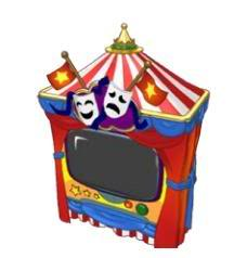 Circus Theme Items Estore_circusspectaculartv
