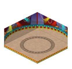 Circus Theme Items Estore_circuswallpaper