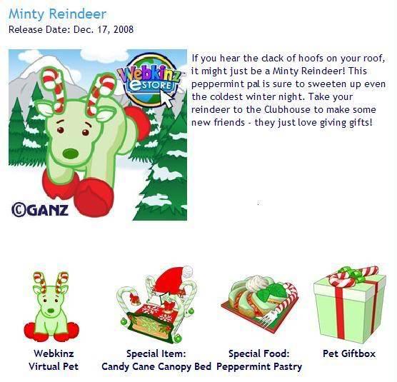 Minty Reindeer Estorepet_mintyreindeer4