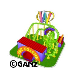 Circus Theme Items Kinzcoaster
