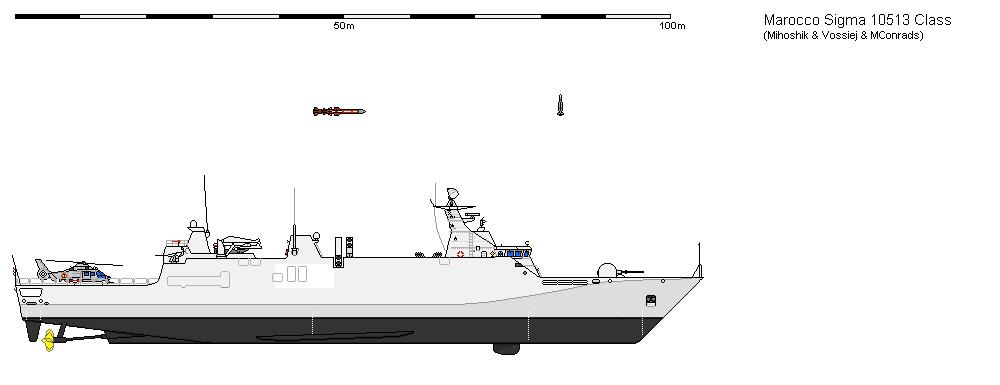 البحرية الملكية المغربية -شامل- MoroccoSigma10513class