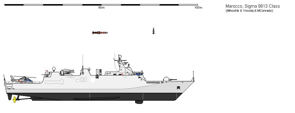 البحرية الملكية المغربية -شامل- MoroccoSigma9813class