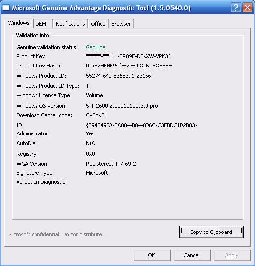Windows XP Professional Corporate Edition SP3 RTM + SATA Drivers 2qkkuao