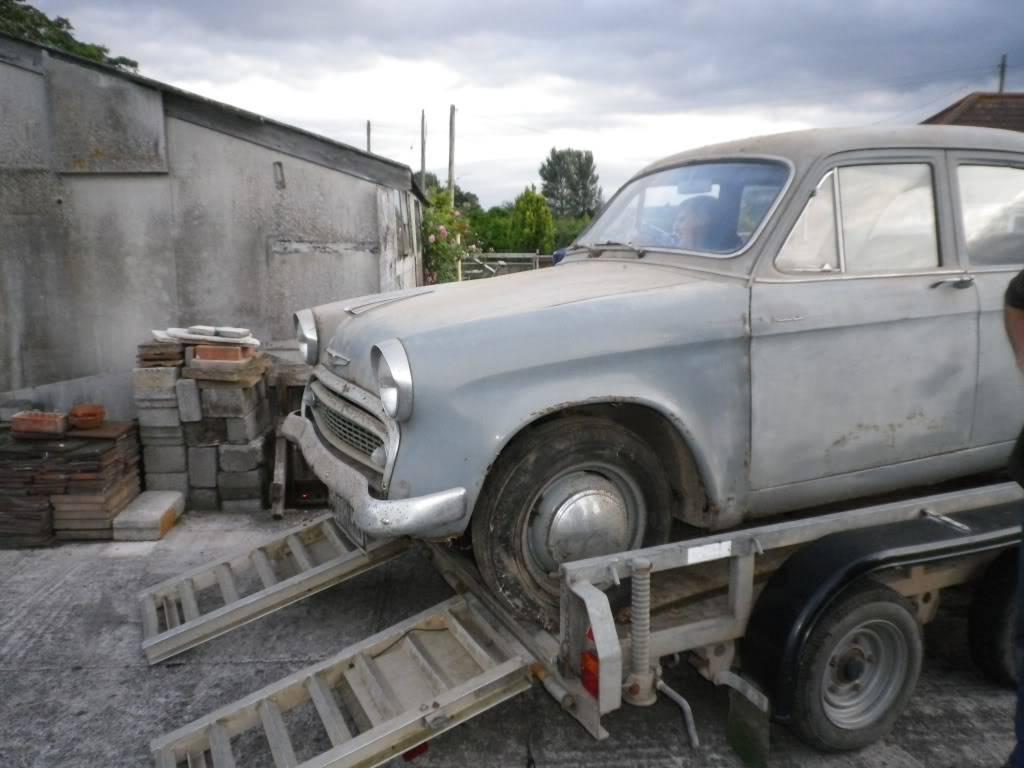 1958 Hillman Minx - Barn find IMGP0776
