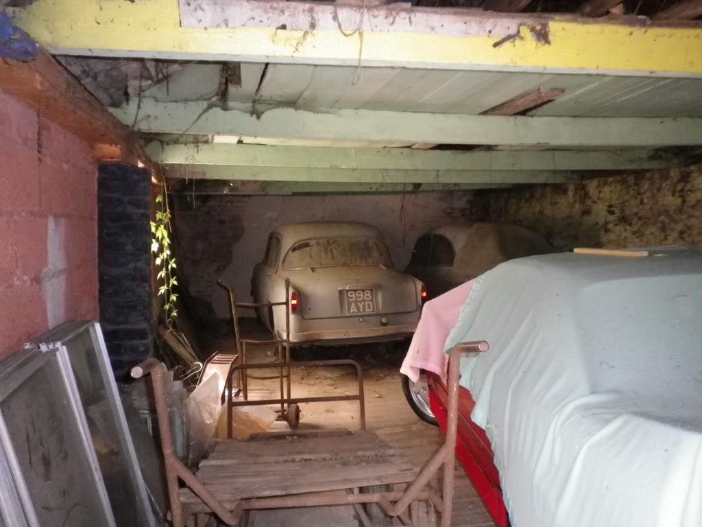 1958 Hillman Minx - Barn find IMGP0738