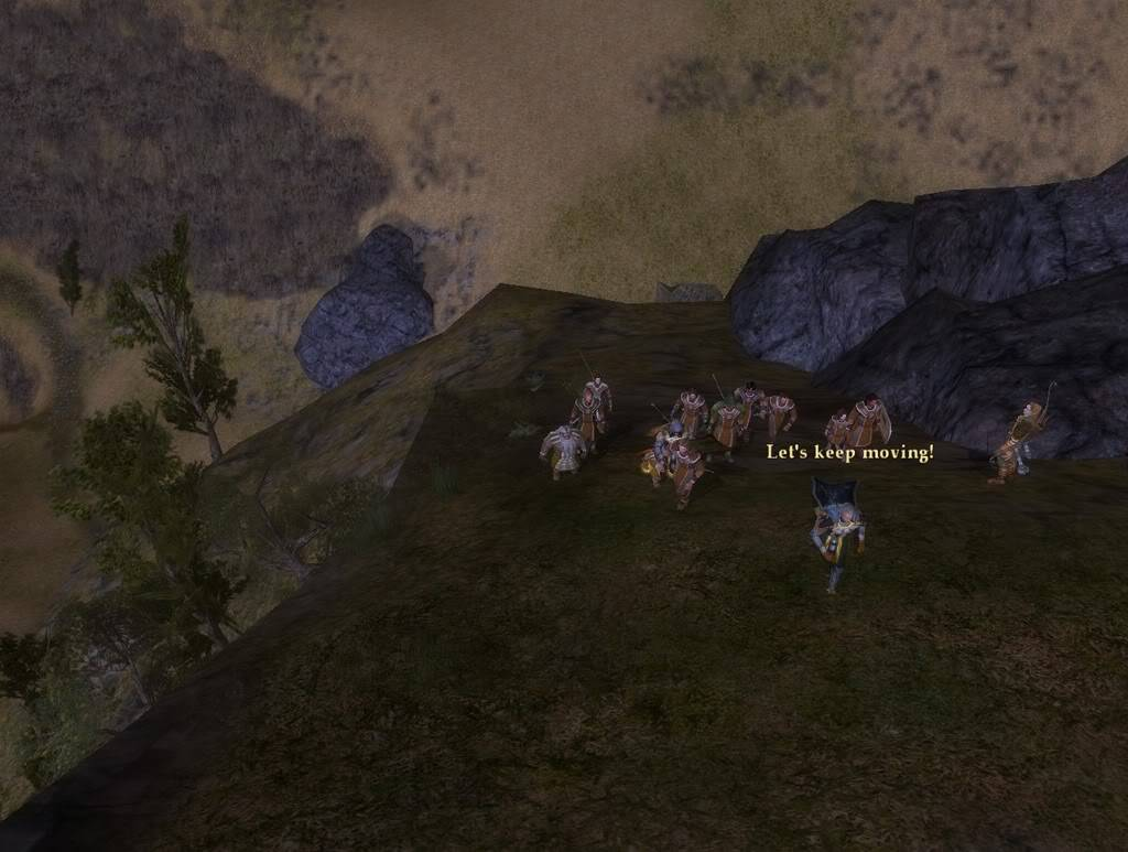 The Last Banner: The search for bravery - part II ScreenShot00038