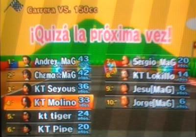 1º - KT vs MaG Gp3mag