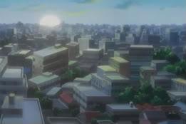 Hanazaki City  Karakura_Town-1