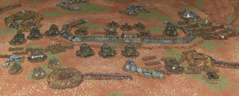 Concours 14 - Armée complète (3000 points) - Votes DKoK3000pts