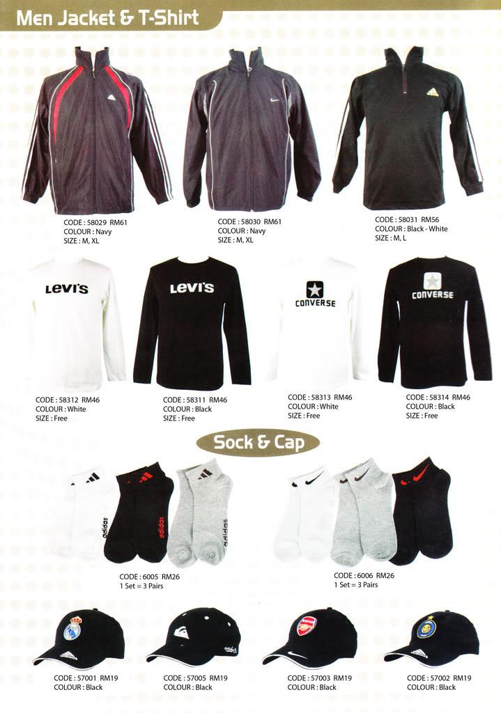Pakaian, Kasut & Aksesori Lelaki, Wanita & Kanak2 Jacket-1