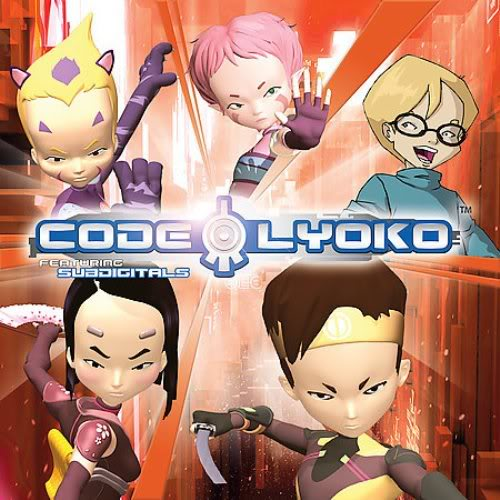 Code Lyoko Soundtracks 985052