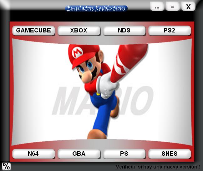 Emulators Revolutions - (Pack de emuladores) Emulators