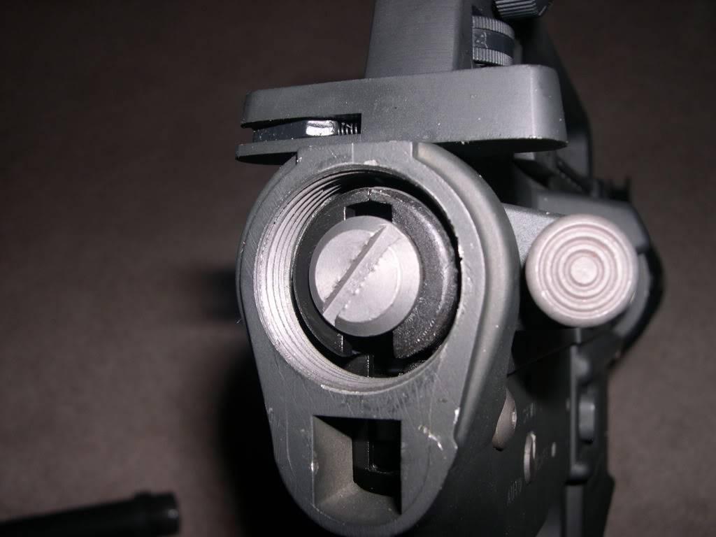 ARES Full Metal M4 (Advanced?) DSCN1993
