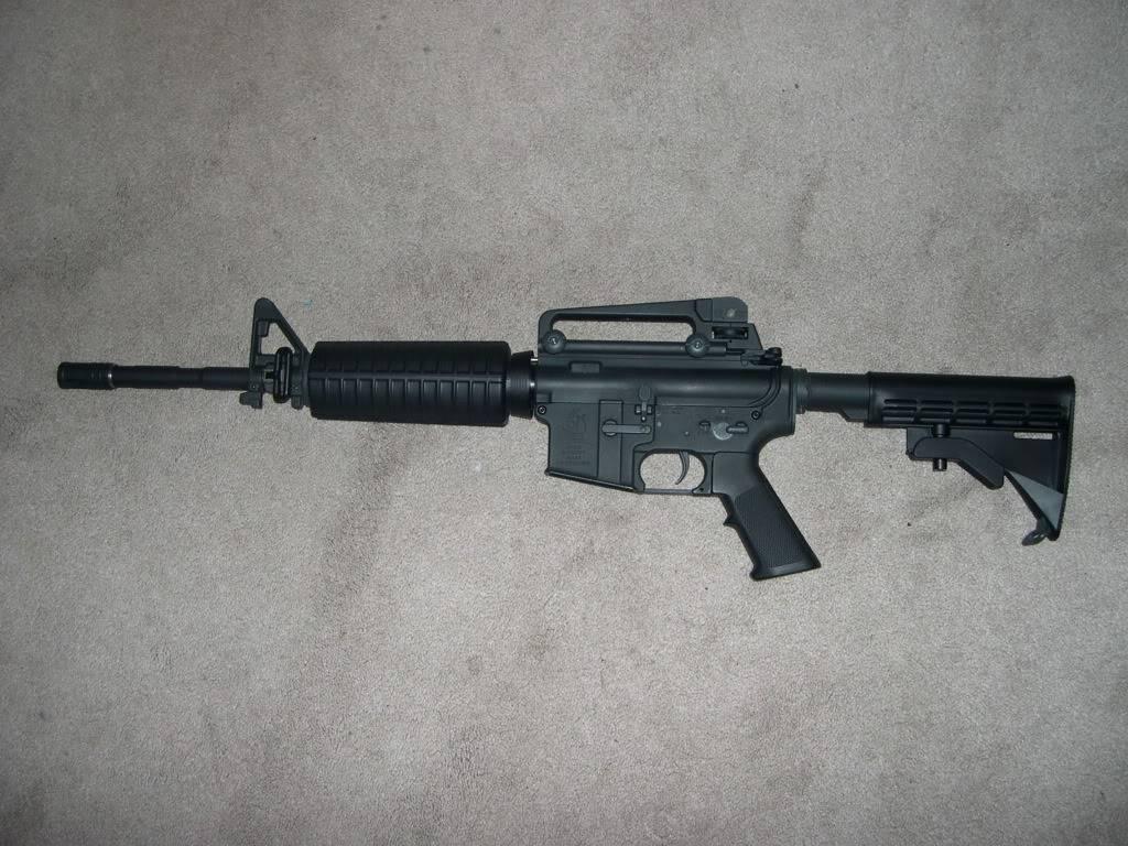 ARES Full Metal M4 (Advanced?) DSCN2000