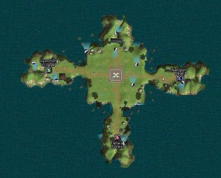 Samji Island SIMAP