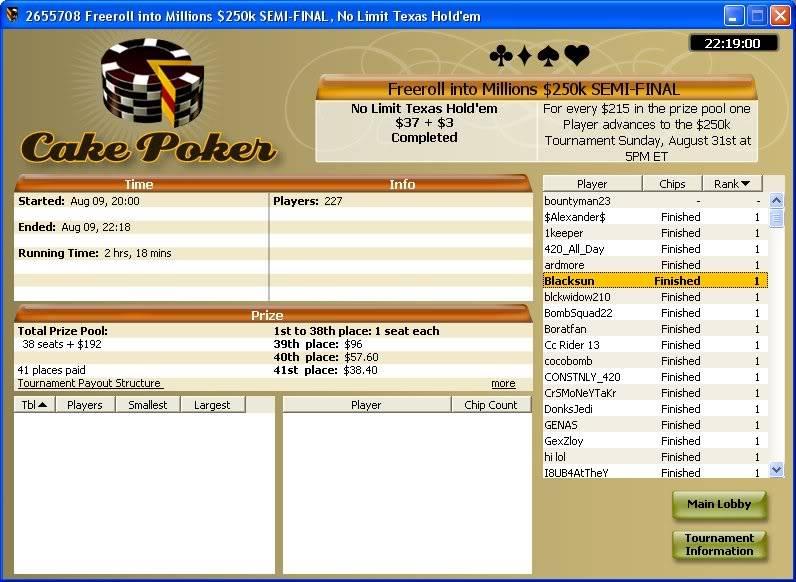 Blacks brags 250Ksattycake9-8-08
