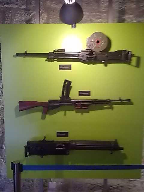 Museo Histórico-Militar Castillo de San Carlos (Mallorca) 23092010046