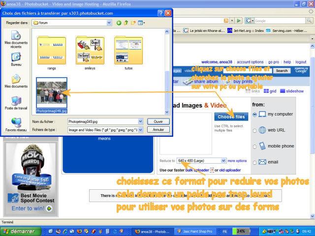 Tuto : Insertion Photos dans un forum Tuto_image4