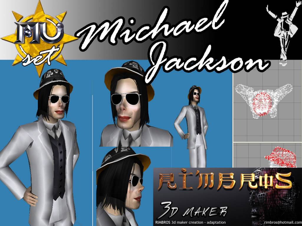 [Release] Michael Jackson Set conmemorative MichaelJacksonset