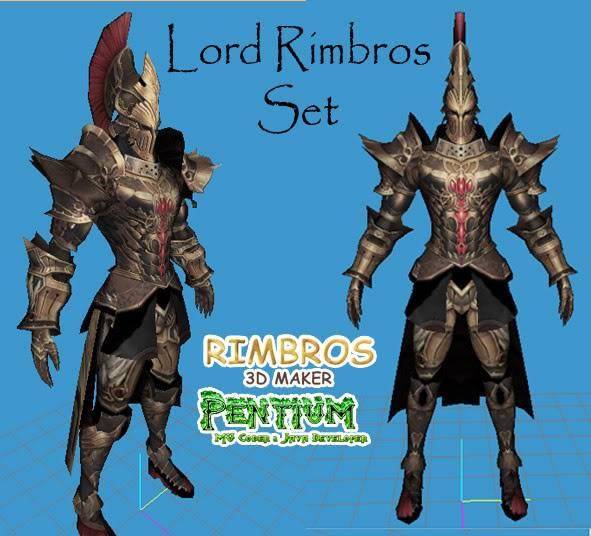 Set Lord Rimbros Lordrimbrosset