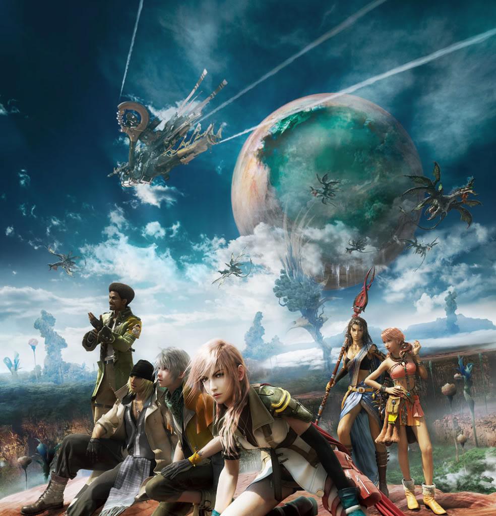 FINAL FANTASY XIII FinalFantasyXIII2