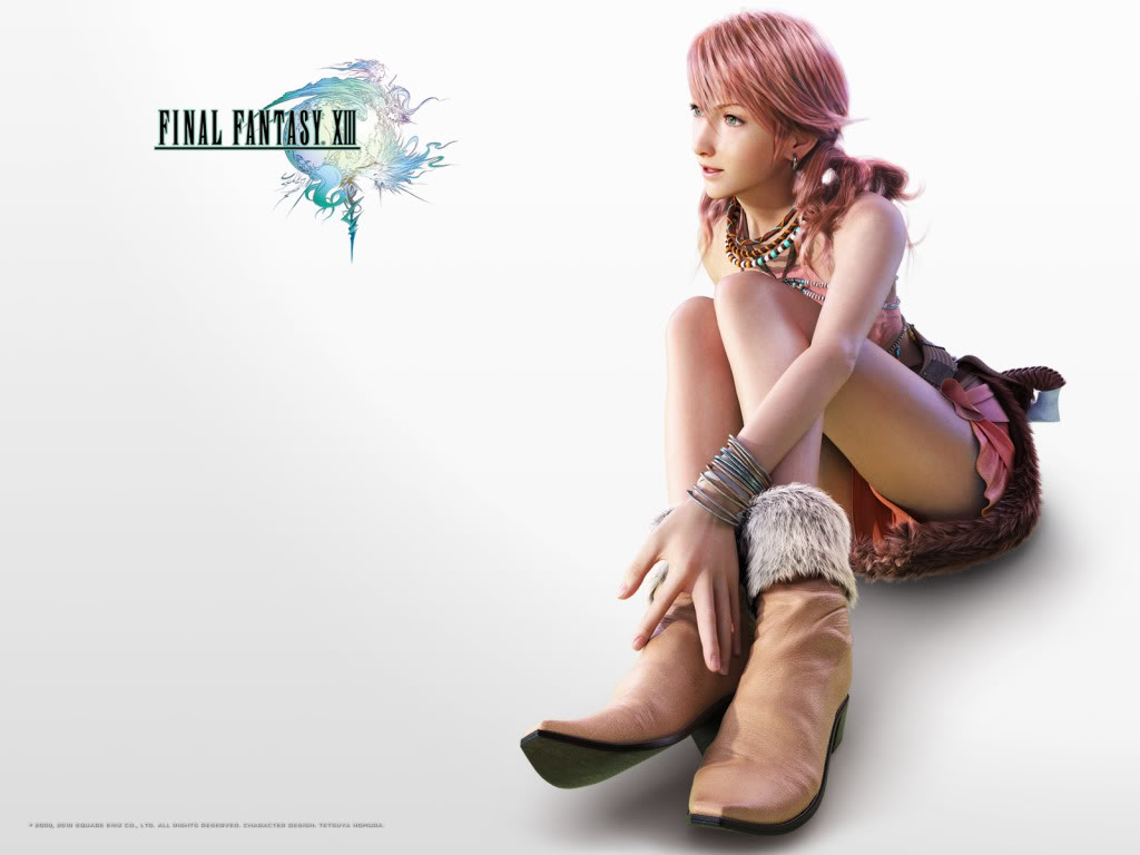 FINAL FANTASY XIII FinalFantasyXIIIVanille