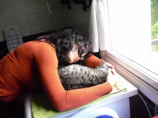 Marga, una gatina que te llegará al corazón – CF ASTURIAS CIMG1619