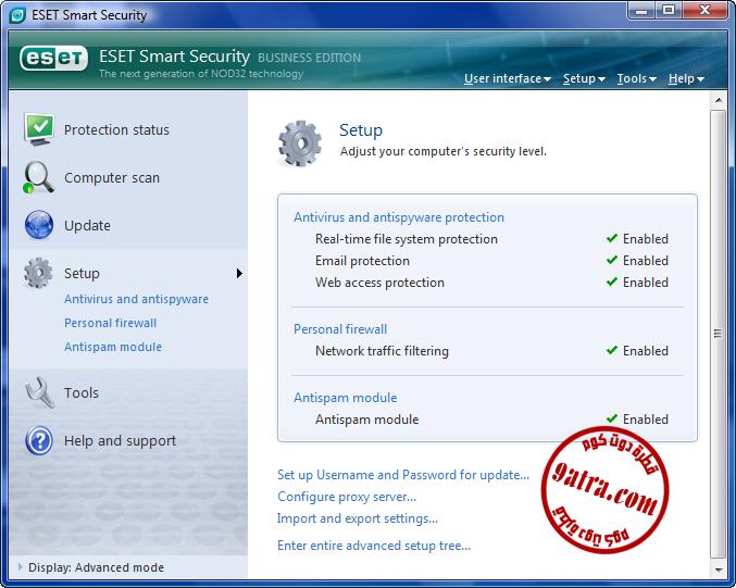 ESET Smart Security 3.0.669 || ESET NOD32 Antivirus 3.0.669 حصريــا Nodbb5