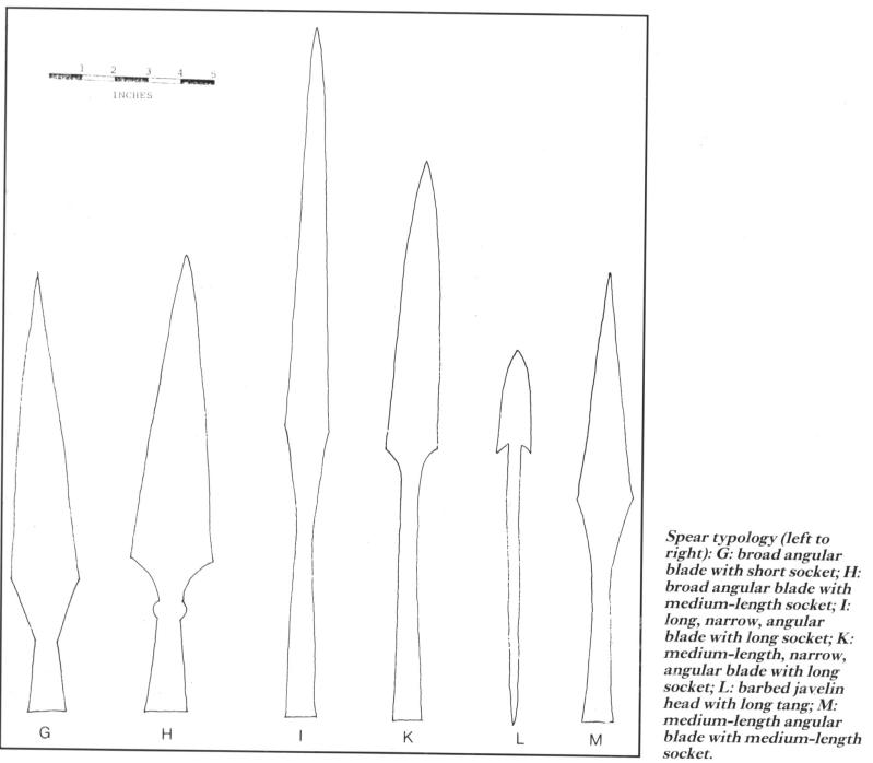 épées SpearGtoM