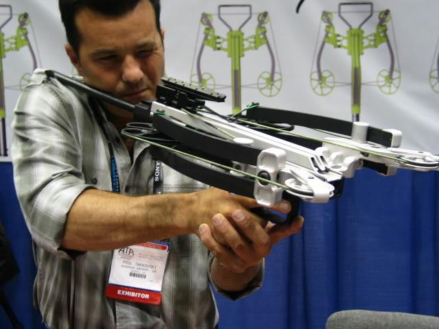 [Pistol Crossbow] Trigger design GH1