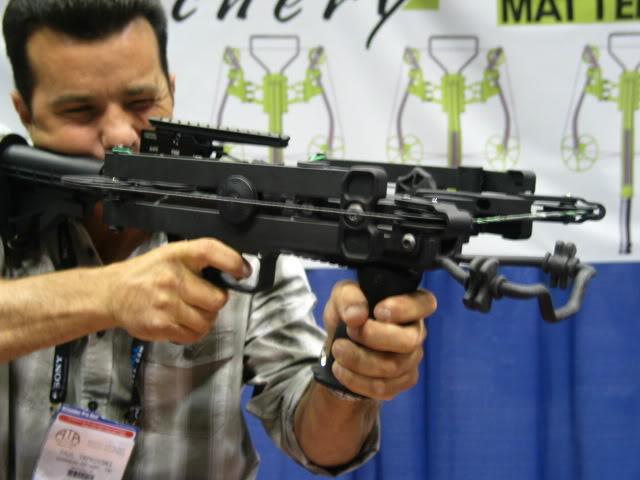 [Pistol Crossbow] Trigger design GH2