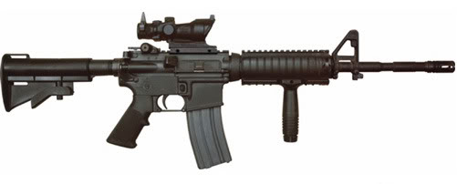 Custom Shoulder Stock Ideas - Videos, Pictures, Plans/Diagrams M4A1_ACOG