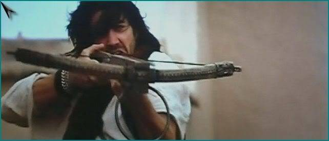 Crossbows in Movies. Footloopdasdan