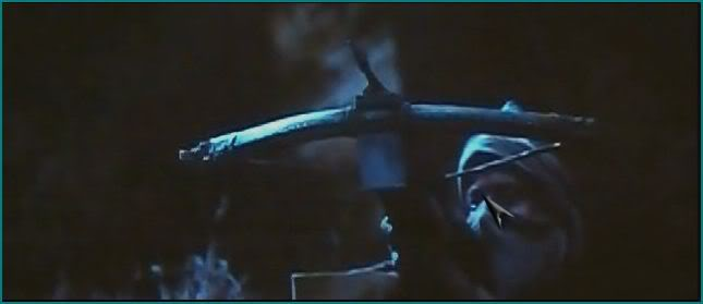 Crossbows in Movies. Offhand