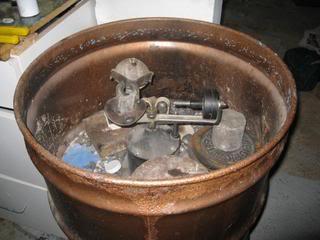 Lets build a centrifuge! - Broken arm casting adventures. IMG_0150
