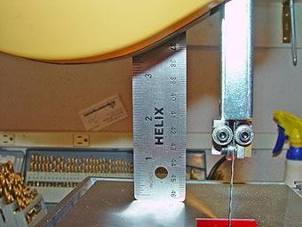 Proxxon Micro Bandsaw - WHAT?!?!? MBSE-36