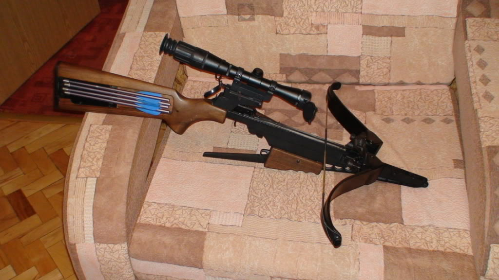 Russian Strizh crossbow 103886018